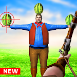 Watermelon Archery Shooting: Fruit Shoot Archery