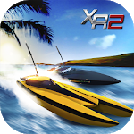 Xtreme Racing 2 - Speed ​​RC boat racing simulator